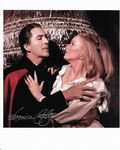 Veronica Carlson HAMMER HORROR genuine signed autograph10 by 8 COA 11416